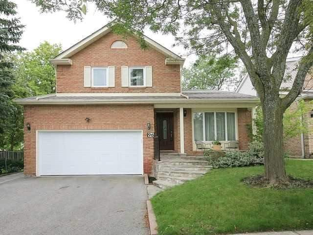 Detached at 96 Breckonwood Cres, Markham, Ontario. Image 1