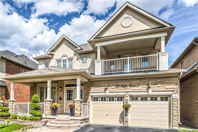 Detached at 25 Seiffer Cres, Richmond Hill, Ontario. Image 1