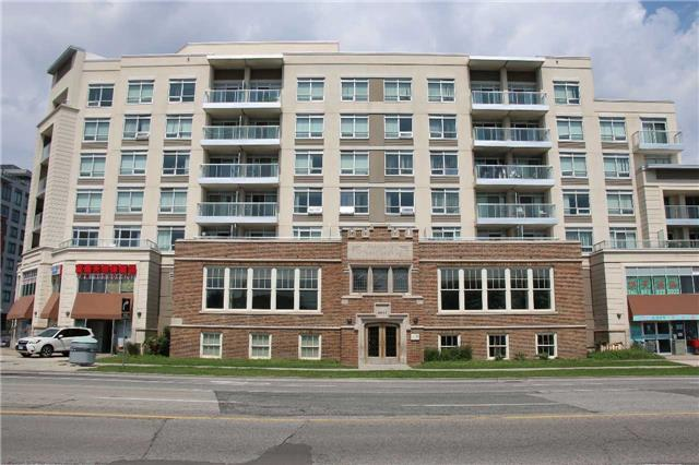 Condo Apartment at 4600 Steeles Ave, Unit 312, Markham, Ontario. Image 1