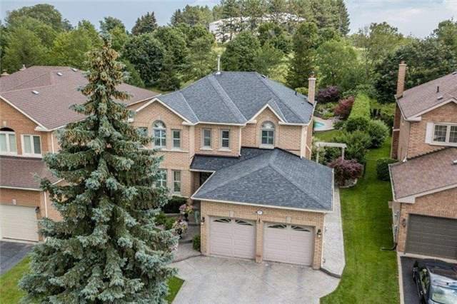 Detached at 377 Amberlee Crt, Newmarket, Ontario. Image 1