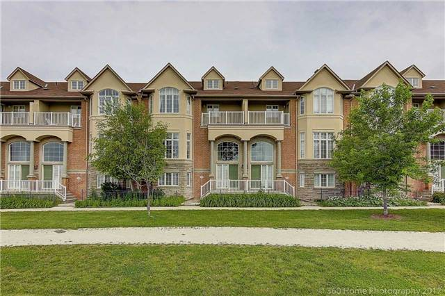 Condo Townhouse at 76 Legends Way, Markham, Ontario. Image 1