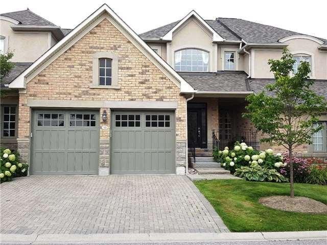 Condo Townhouse at 38 Tucker Crt, Aurora, Ontario. Image 1