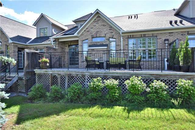 Condo Townhouse at 38 Tucker Crt, Aurora, Ontario. Image 10