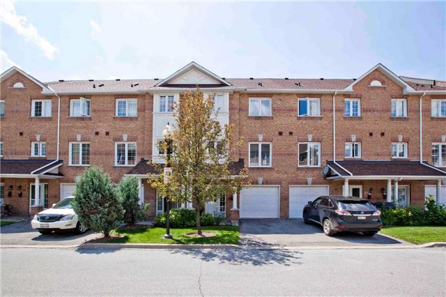 Condo Townhouse at 151 Townsgate Dr, Unit 108, Vaughan, Ontario. Image 1
