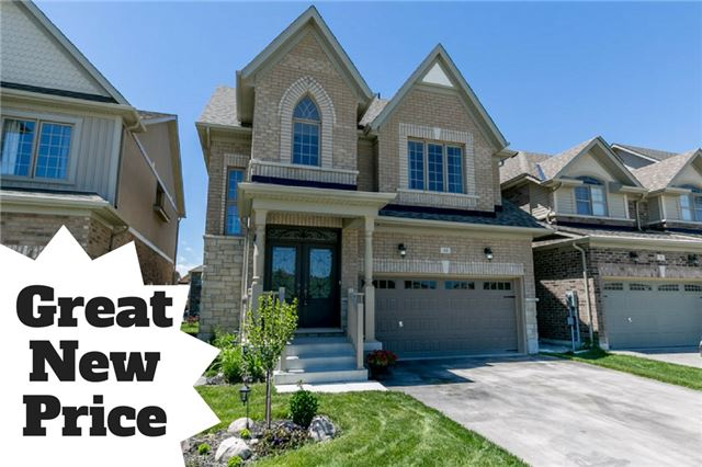 Detached at 48 Willoughby Way N, New Tecumseth, Ontario. Image 1