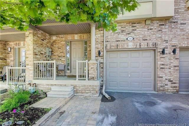 Townhouse at 71 Puccini Dr, Unit 15, Richmond Hill, Ontario. Image 12