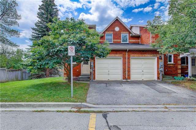 Condo Townhouse at 862 Playter Cres, Newmarket, Ontario. Image 1