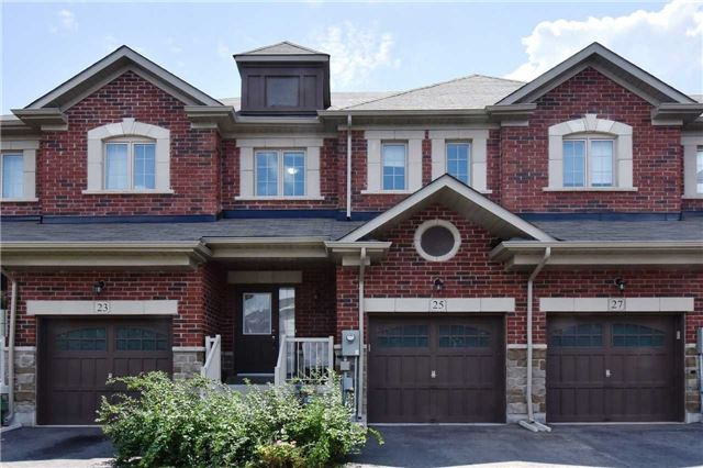 Townhouse at 25 Zachary Pl, Vaughan, Ontario. Image 1