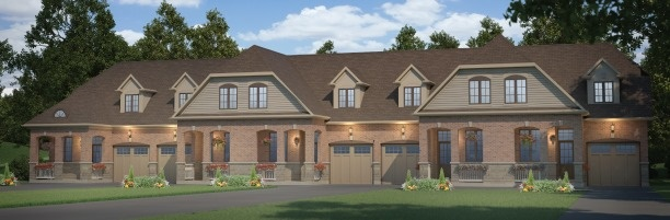 Townhouse at 87 Kingsmere Cres, New Tecumseth, Ontario. Image 1