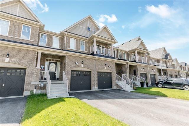 Townhouse at 50 Jackson Dr, New Tecumseth, Ontario. Image 12