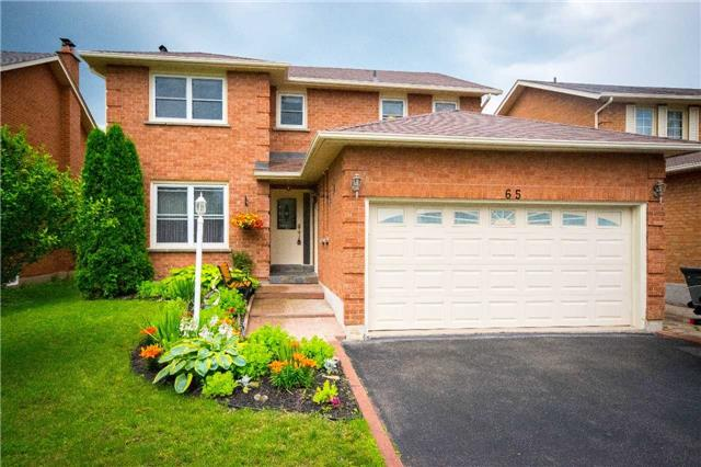 Detached at 65 Cairns Dr, Markham, Ontario. Image 1