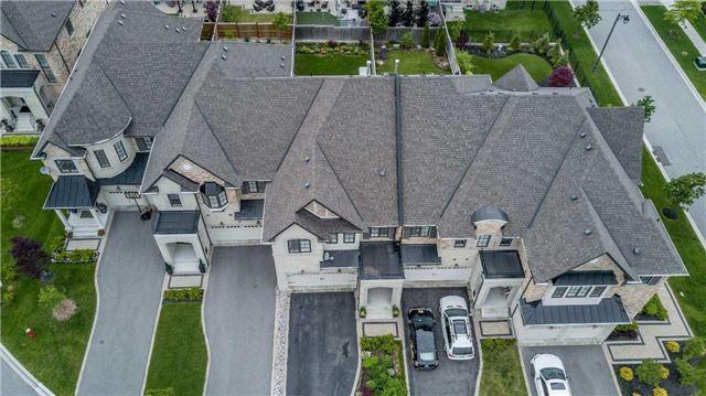 Townhouse at 54 Jenny Thompson Crt, Richmond Hill, Ontario. Image 12