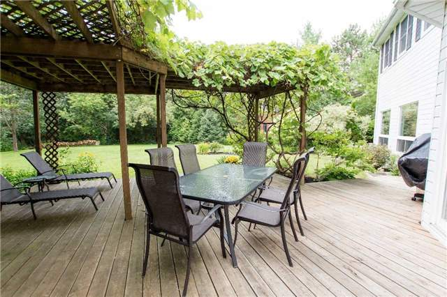 Detached at 4 Vanvalley Dr, Whitchurch-Stouffville, Ontario. Image 15