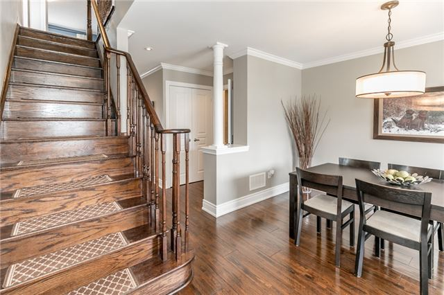 Townhouse at 73 Sequin Dr, Richmond Hill, Ontario. Image 12