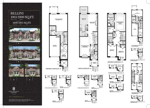 Townhouse at 92 Sunset Terr, Vaughan, Ontario. Image 12