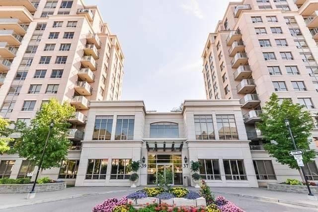Condo Apartment at 39 Galleria Pkwy, Unit 819, Markham, Ontario. Image 1