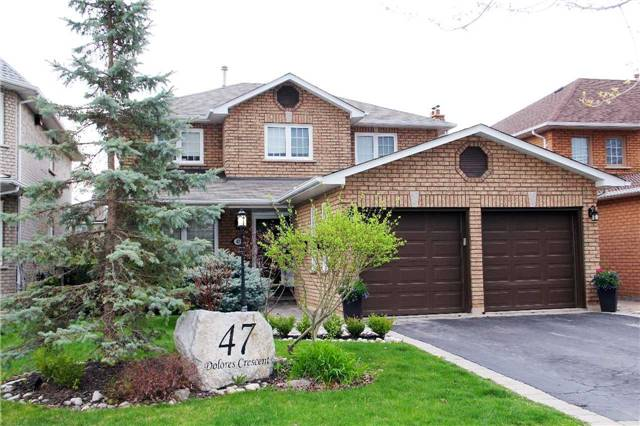 Detached at 47 Dolores Cres, Vaughan, Ontario. Image 1
