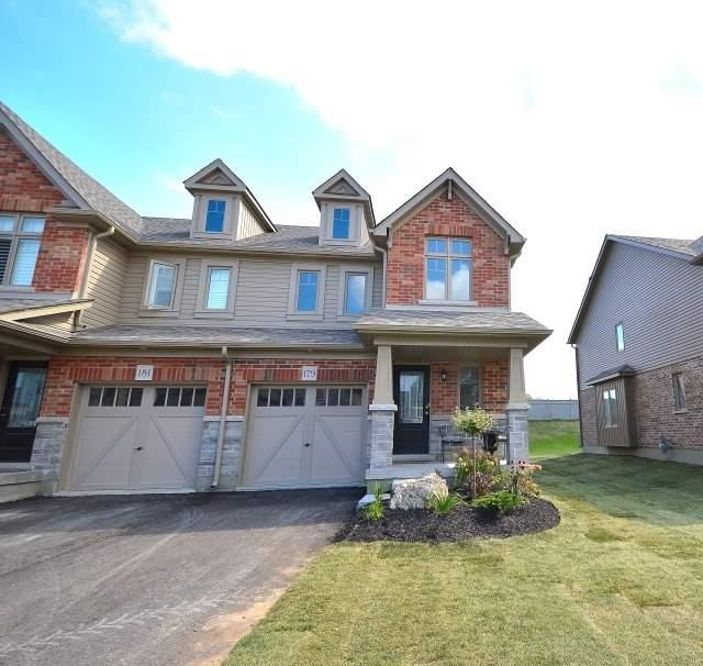 Townhouse at 179 Hutchinson Dr, New Tecumseth, Ontario. Image 1