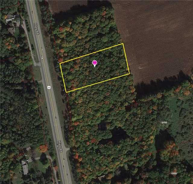 Vacant Land at N/A Highway 48 Rd, East Gwillimbury, Ontario. Image 1