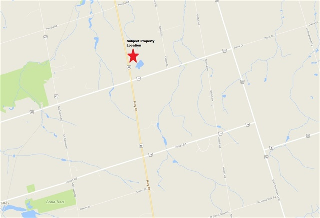 Vacant Land at N/A Highway 48 Rd, East Gwillimbury, Ontario. Image 2