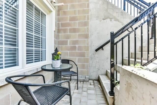 Condo Townhouse at 26 Bruce St, Unit A-18, Vaughan, Ontario. Image 16