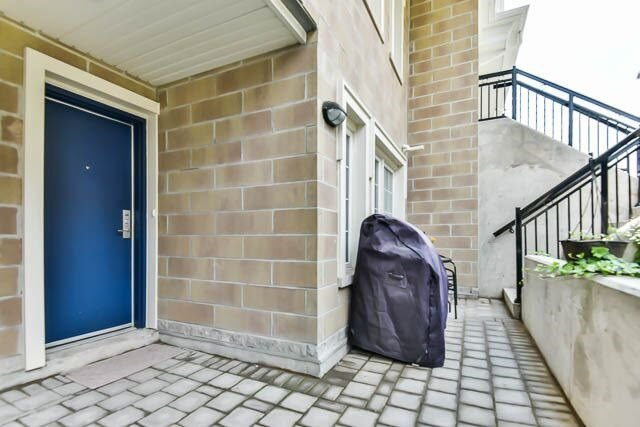 Condo Townhouse at 26 Bruce St, Unit A-18, Vaughan, Ontario. Image 17
