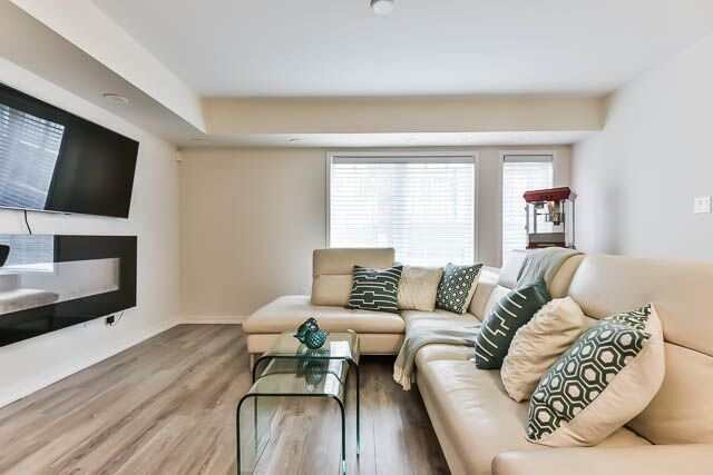 Condo Townhouse at 26 Bruce St, Unit A-18, Vaughan, Ontario. Image 20