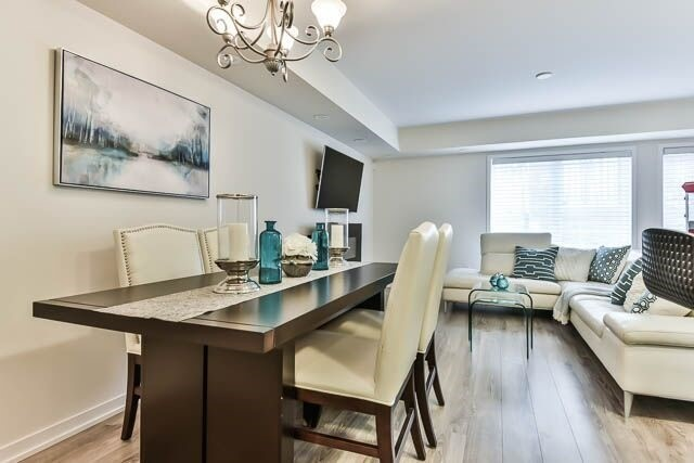 Condo Townhouse at 26 Bruce St, Unit A-18, Vaughan, Ontario. Image 4