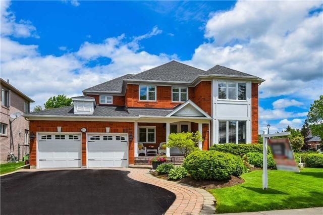 Detached at 693 Foxcroft Blvd, Newmarket, Ontario. Image 1