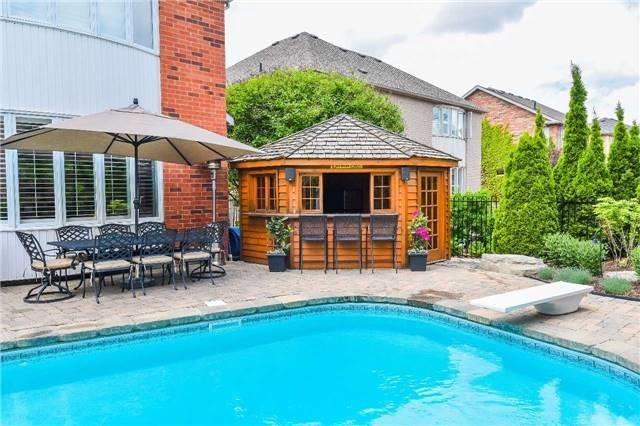 Detached at 693 Foxcroft Blvd, Newmarket, Ontario. Image 9