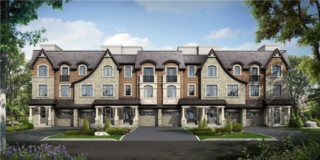 Townhouse at 4650 Highway 7 Ave, Unit 12, Vaughan, Ontario. Image 1