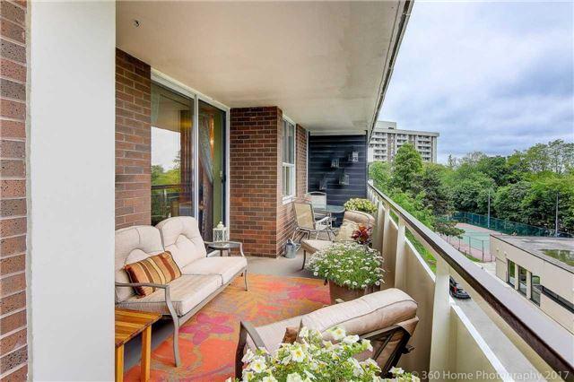 Condo Apartment at 80 Inverlochy Blvd, Unit 501, Markham, Ontario. Image 3