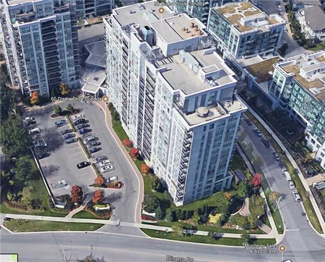 Condo Apartment at 50 Disera Dr, Unit 203, Vaughan, Ontario. Image 1