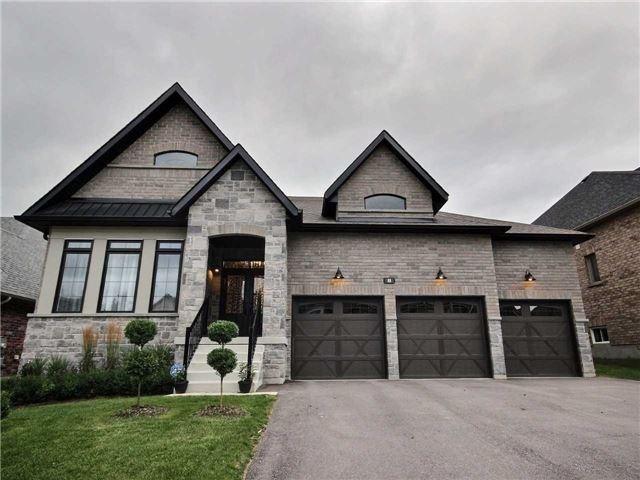 Detached at 8 Philson Crt, Innisfil, Ontario. Image 1