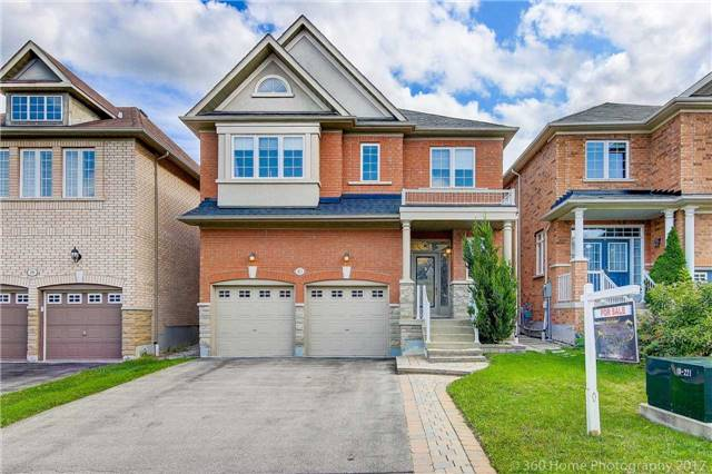 Detached at 23 Strauss Rd, Vaughan, Ontario. Image 1
