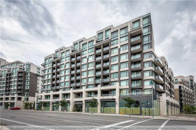 Condo Apartment at 8130 Birchmount Rd, Unit 809, Markham, Ontario. Image 1
