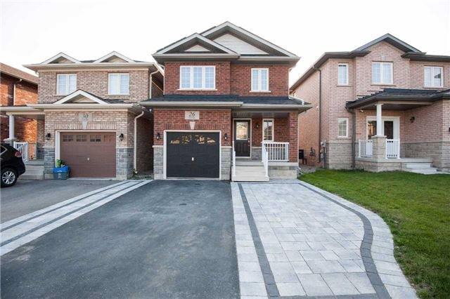 Detached at 26 Reid Rd, Bradford West Gwillimbury, Ontario. Image 1