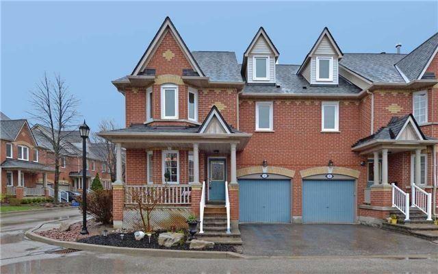 Condo Townhouse at 7 Marmill Way, Markham, Ontario. Image 1