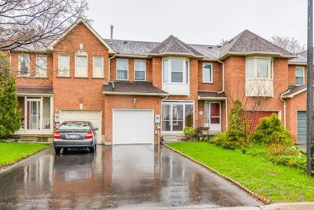 Townhouse at 11 Queensmill Crt, Richmond Hill, Ontario. Image 1