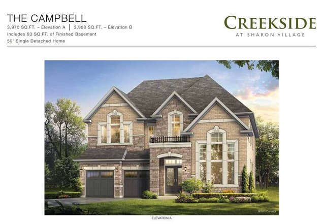 Detached at Lot201 Dr. Pearson Crt, East Gwillimbury, Ontario. Image 1