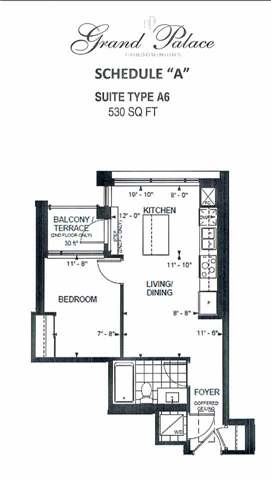 Condo Apartment at 9618 Yonge St, Unit 508, Richmond Hill, Ontario. Image 3