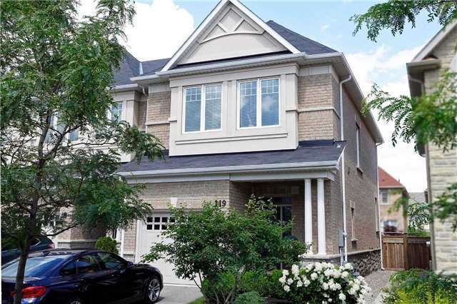 Townhouse at 119 Southdown Ave, Vaughan, Ontario. Image 1