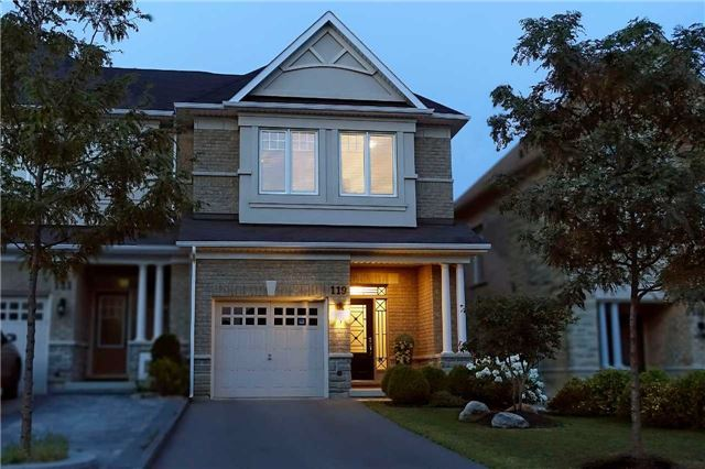 Townhouse at 119 Southdown Ave, Vaughan, Ontario. Image 12