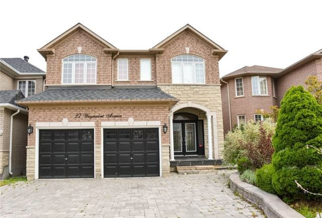 Detached at 27 Waymount Ave, Richmond Hill, Ontario. Image 1