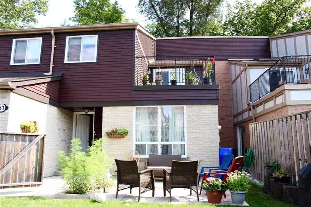 Condo Townhouse at 51 New Havens Way, Markham, Ontario. Image 13