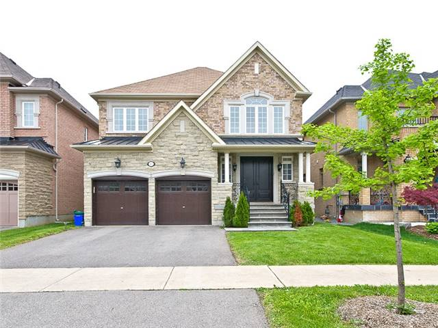 Detached at 81 Allison Ann Way, Vaughan, Ontario. Image 1