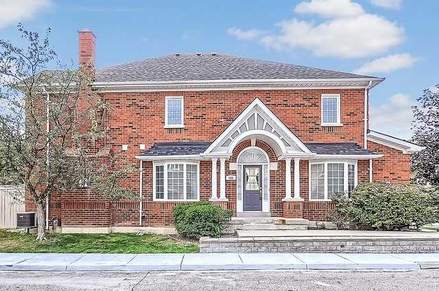 Condo Townhouse at 190 Harding Blvd, Unit 153, Richmond Hill, Ontario. Image 1