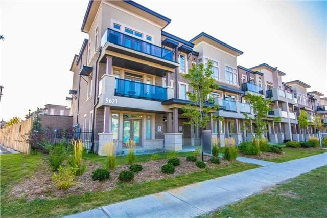 Condo Townhouse at 9621 Jane St, Unit 1, Vaughan, Ontario. Image 3