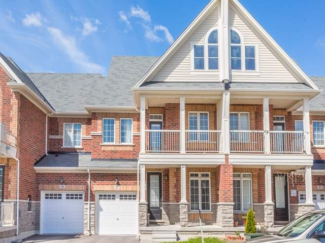 Townhouse at 82 Brock Ave, Markham, Ontario. Image 12