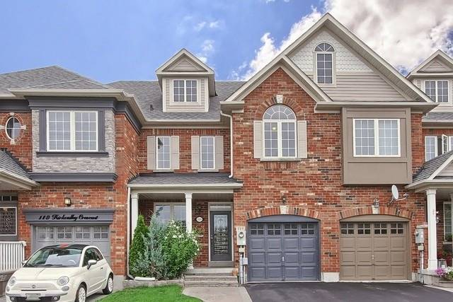 Townhouse at 115 Kirkvalley Cres, Aurora, Ontario. Image 1